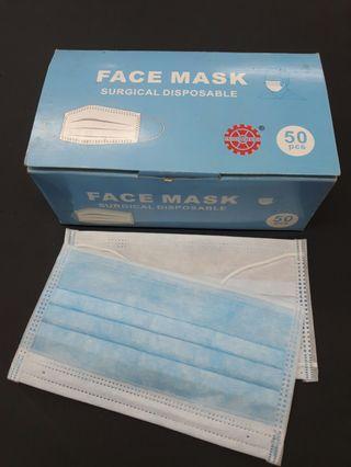 Face Mask (HW)