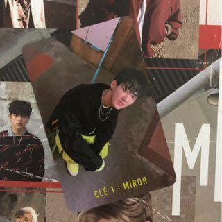 [WTT] STRAY KIDS MIROH PHOTOCARD CHANGBIN