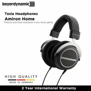 Beyerdynamic Amiron Home Tesla High-End Over-Ear Open-Back Stereo Headphones
