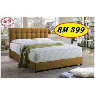 Modern Design Divan Bed (King,Queen,Super Single,Single )