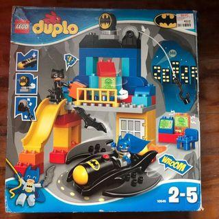 🚚 Sale of Pre-owned Batman Duplo Lego for 2-5 Years Old
