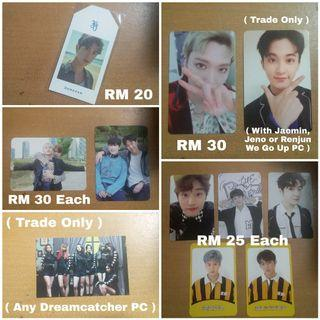 KPOP OFFICIAL ALBUM AND ITEMS
