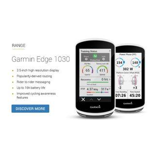 Garmin Edge 1030 Ultimate GPS Bike Computer with Navigation ( 010-01758-35 )