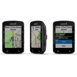 Garmin Edge 520 PLUS Advanced GPS Bike Computer for Competing and Navigation ( 010-02083-34 )