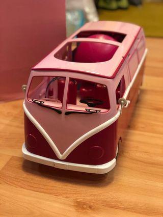 Kids Beach Bus toy