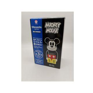 [ 全新未開封品 ] BE@RBRICK X Cleverin BEARBRICK 米奇老鼠 Mickey Air Freshener 空氣清新去菌器