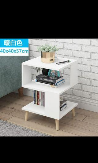 🚚 White Coffee Table Brand New