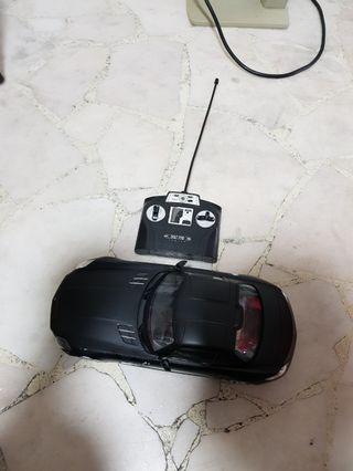 Mercedes SLS AMG remote control car
