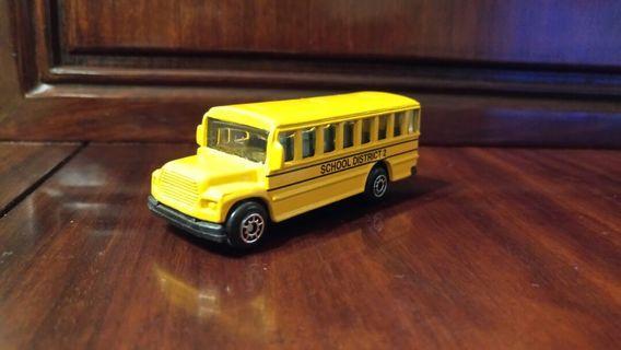 School bus toy 玩具校車