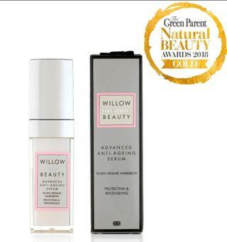 Willow beauty Advanced Anti- Anging Serum