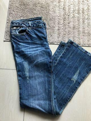 Romp jeans