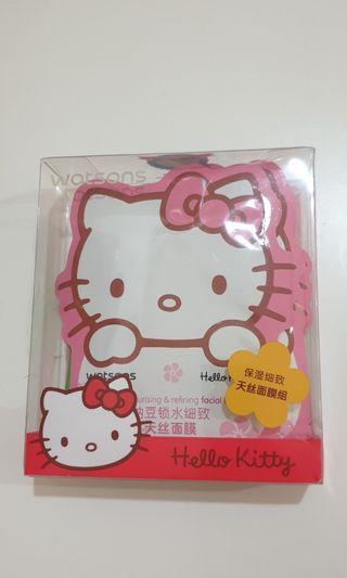 Sheet mask Hello Kitty