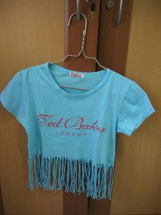 Crop Top Ted Baker London