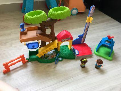 Fisher Price little People Toy set