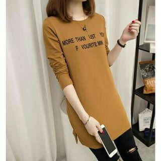 Cotton Long Sleeved