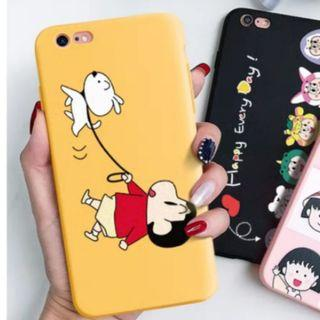BN iPhone Cute Rubber Case