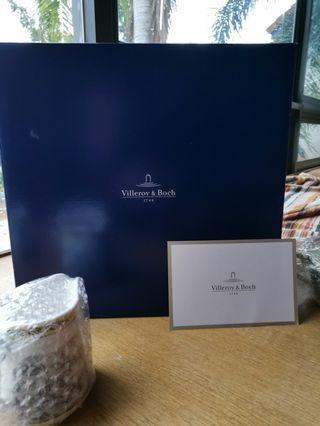 🚚 Ferme Audun Villeroy&boch coffee/Tea set