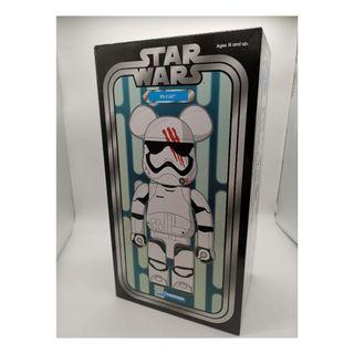 [ 全新未開封品 ] BE@RBRICK bearbrick medicom 400%  star wars STARWARS 星戰 stormtrooper 白兵 FN-2187