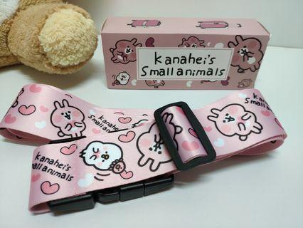 Kanahei P助& 兔兔 行李帶