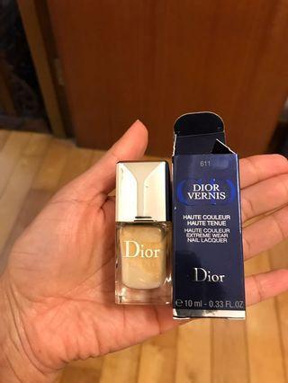 Dior Nail Polish x 2