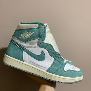 🚚 [PRICE DROP] Nike Air Jordan 1 'Turbo Green'