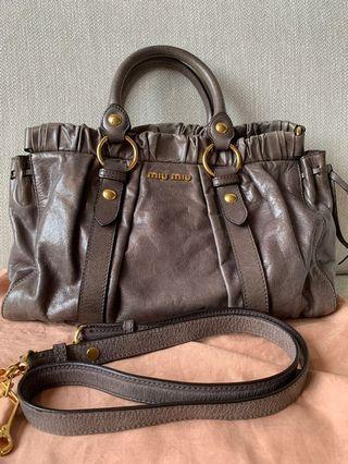 273142e4ed11 Miu Miu Vitello Bag  EndgameYourExcess