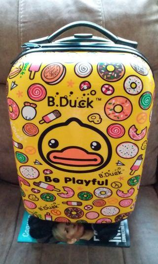 B duck luggage 行李箱 行李喼