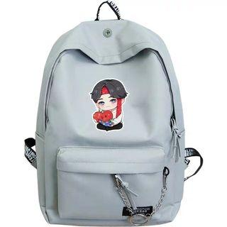 BTS Taehyung backpack