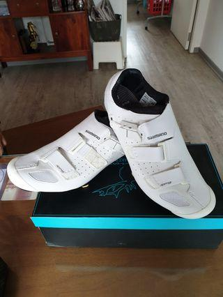Shimano RP9 Cross Weave carbon bicycle shoes