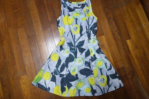 MGP Floral Dress