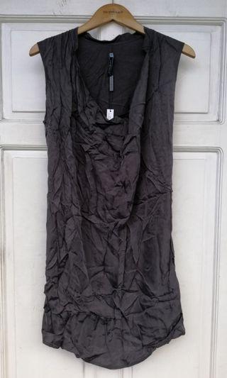 GIORDANO Grey Ladies Dress
