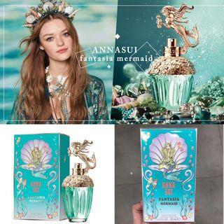 Anna Sui Fantasia Mermaid EDT築夢美人魚女士香水