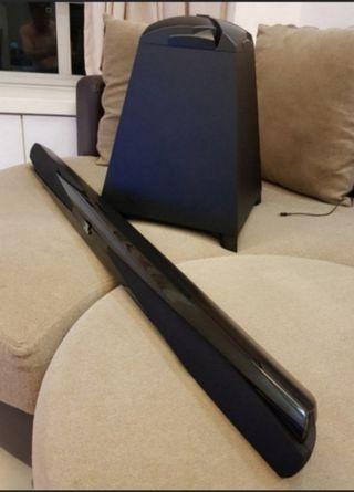 JBL SB300 2.1CH Cinema Soundbar with Wireless Subwoofer