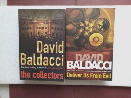 David Baldacci's thrilling best