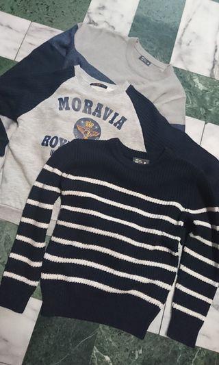 🚚 二手男童上衣(net,蒙娜麗莎)約8號適120-130cm(3件500)