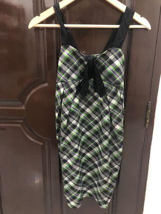 Mididress Green Diamond