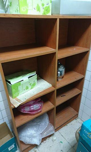 🚚 多層書櫃