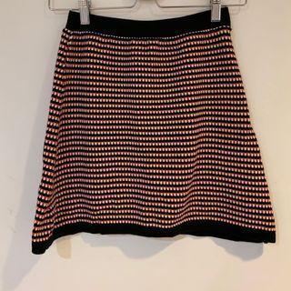 🚚 ZARA 棉質格子短裙、舒適可愛🍄(含郵)