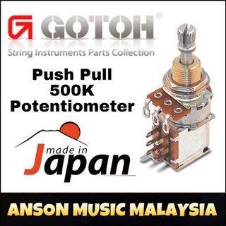 Gotoh Push Pull 500K Potentiometer