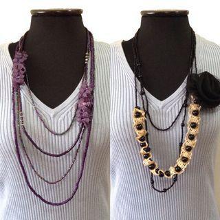 New:Imported long necklace