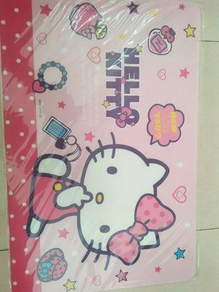 Hello Kitty Table Mat