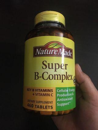 Super B complex Nature Made