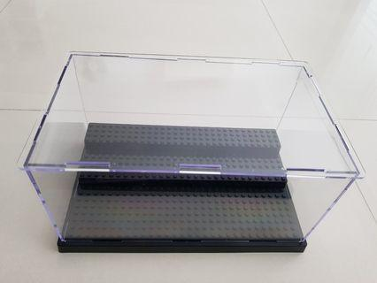 Display Case for Minifigures