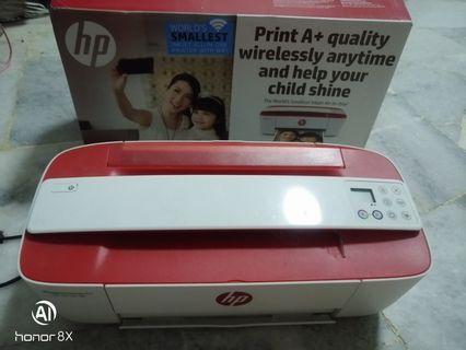 HP Deskjet ink advantage 3777 wifi