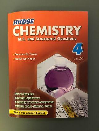 HKDSE Chemistry MC & SQ Book 4