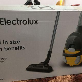 Vacum Electrolux Yellow Color Good Condition