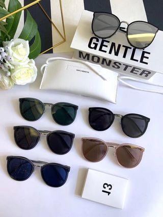 d8d03a69643 Gentle Monster Sunglasses different designs