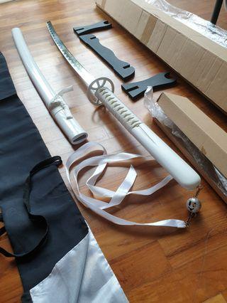 🚚 Bleach Rukia Kuchiki Sword (Sode no Shirayuki) #EndGameYourExcess