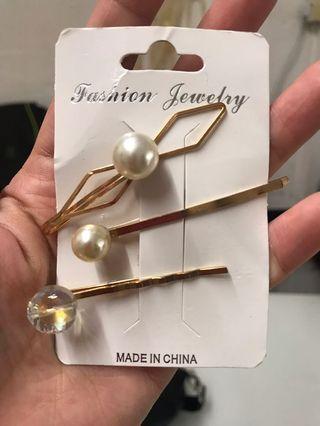 🚚 Korean hair clip