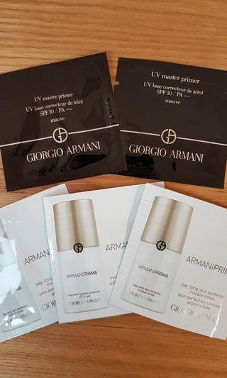 🚚 GIORGIO ARMANI 試用包